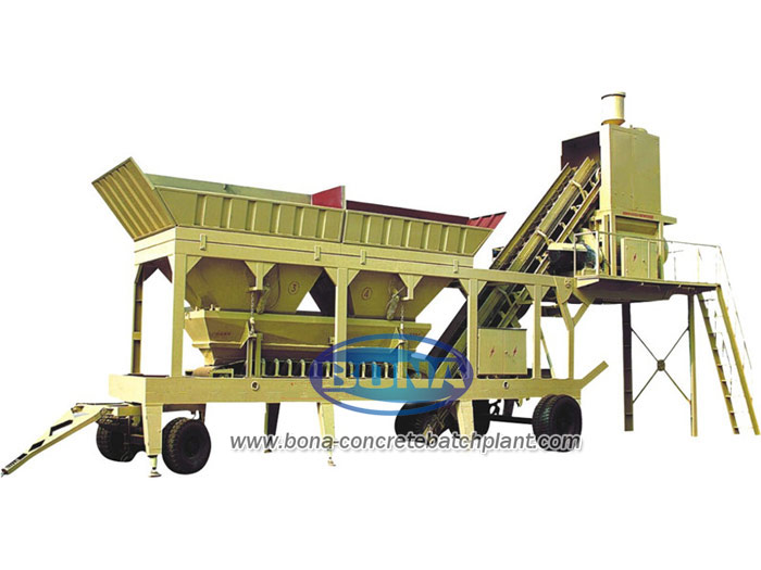 weigh batching plant