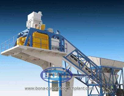 concrete batching plant in donesia